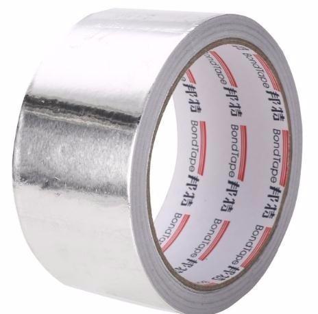 Useful Aluminium Adhesive Sealing Tapes Thermal Resist Repairs High  Temperature Resistant Adhesive Tape 5cm*17m