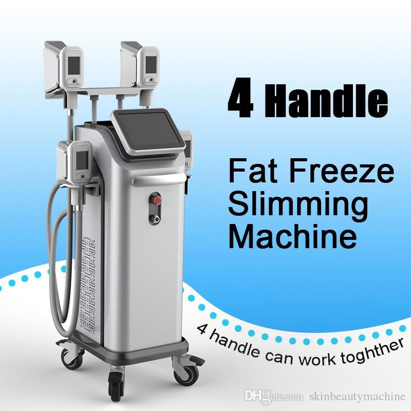 28e59ec2ea Best Cryolipolysis Body Shaping Portable Cryolipolysis Fat Reducing Fat  Dissolving Cryolipolysis Fat Freezing Machine 4 Handles Weight Loss Machines  ...