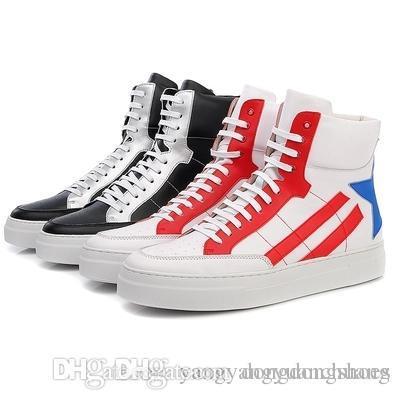f1201464fa69 High Top Shoes Luxury Brand Men Boost Espadrilles Men S Flats Shoes Male  Hip Hop Zapatos Hombre Ankle Boots Male Fashion Sneaker Cheap Shoes Womens  Shoes ...