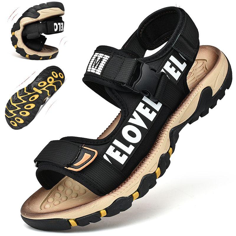 Transpirables Suave Marea Deportes Al Turismo Playa Fondo Sandalias Ocasionales Zapatos Aire De Libre Con Vietnam Nuevos Summermen KJ3FcT1l