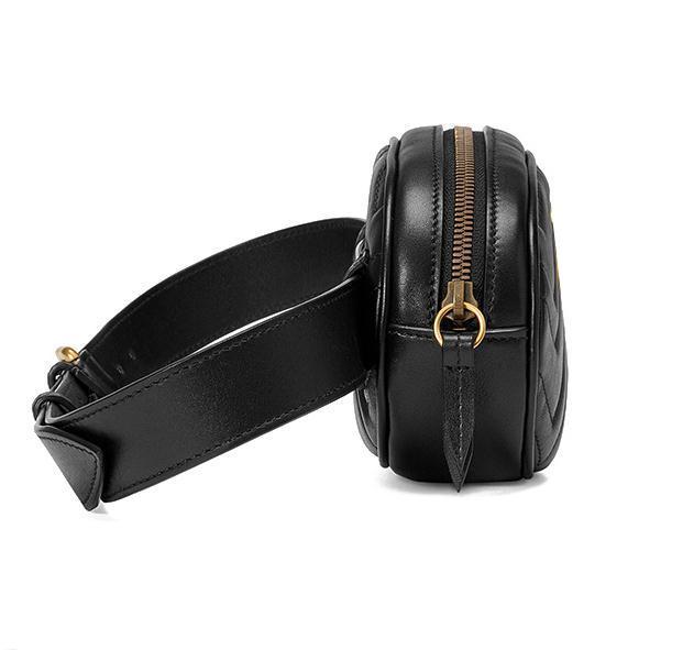 ae4dfbb0343 2019 New Luxury Handbags Women Bags Designer Waist Bag Fanny Packs Lady'S  Belt Bags Women'S Famous Brand Chest Handbag L Bags White Handbags  Fannypack From ...