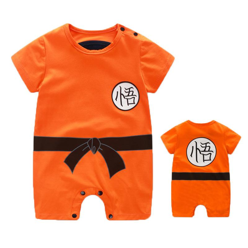 87c8b35fa 2019 Yierying Baby Clothes 2018 New Newborn Rompers Dragon Ball ...