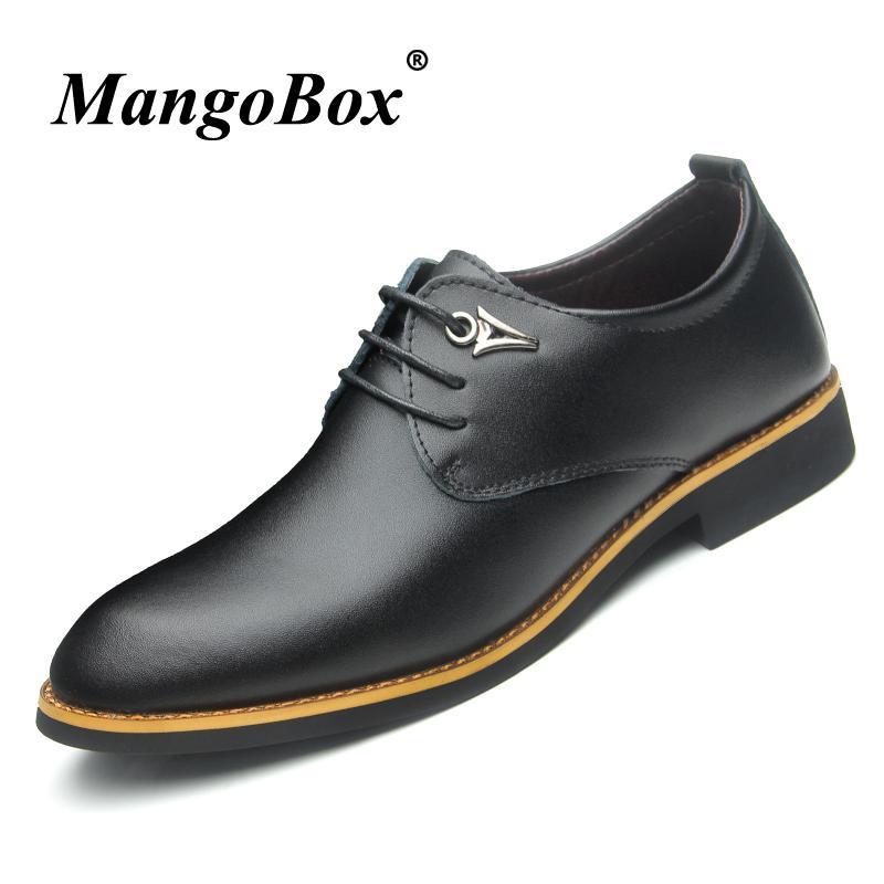 Bout Marron Habillées Chaussures Pointu Acheter Noir Homme fF7XzST