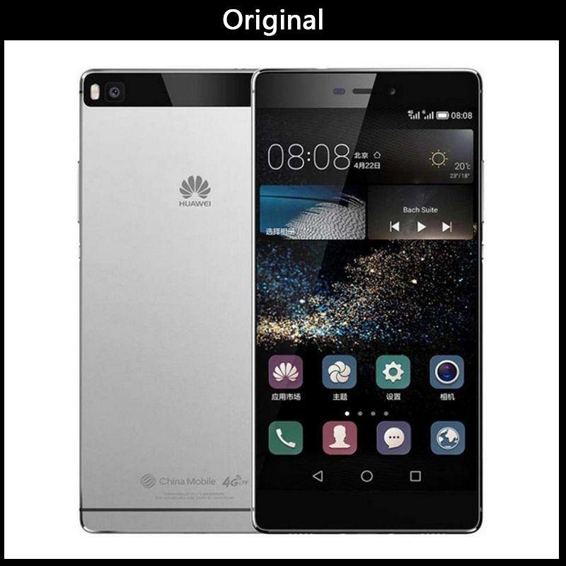 9d14dac31b4 Tienda Movil Original Huawei P8 Lite 4G LTE Teléfono Celular Hisilicon  Kirin 620 Octa Core 2GB RAM 16GB ROM Android 5.0 5.0 Pulgadas HD 13MP OTG  Teléfono ...