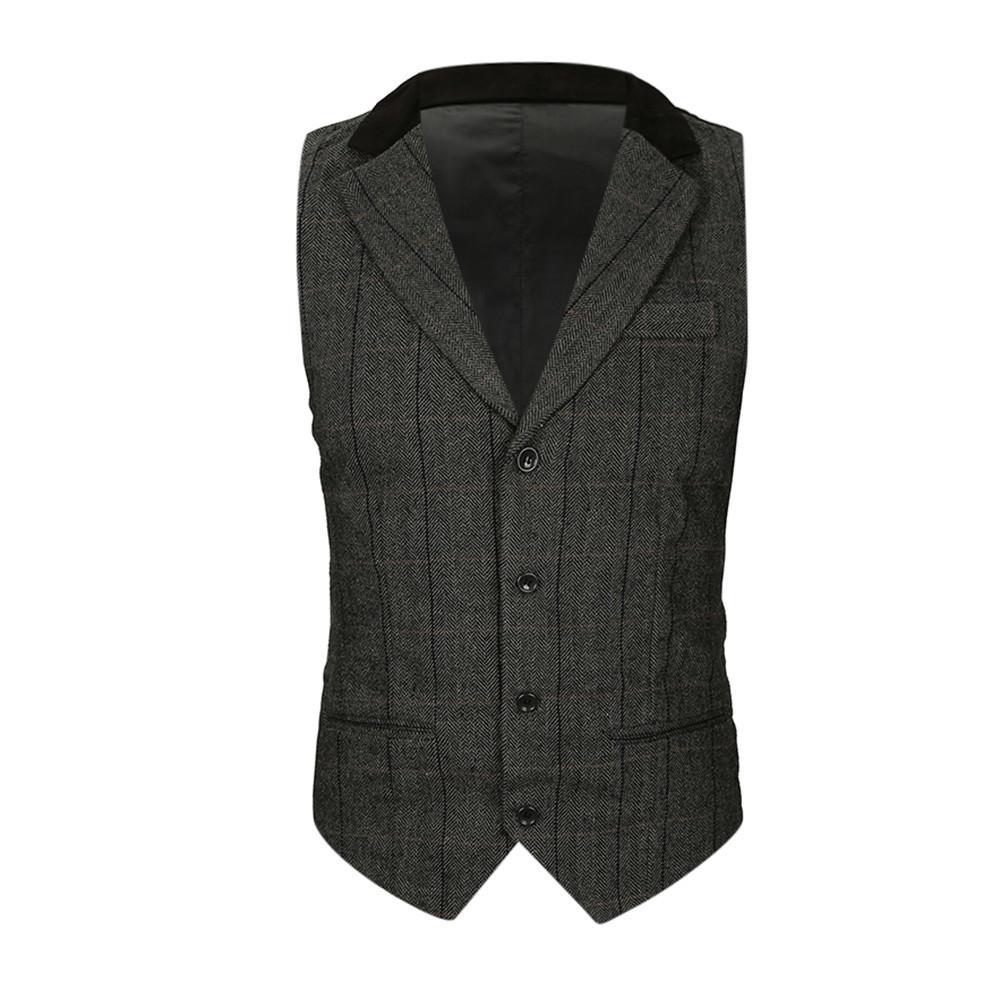 Compre Para Hombre Otoño Invierno Casual Pocket Beston Droit Chaleco  Chaleco Chaleco Color Puro Estilo T Shirt Hombres Tops Camisetas Slim  Chaleco Abrigo A ... a4b85a87e69