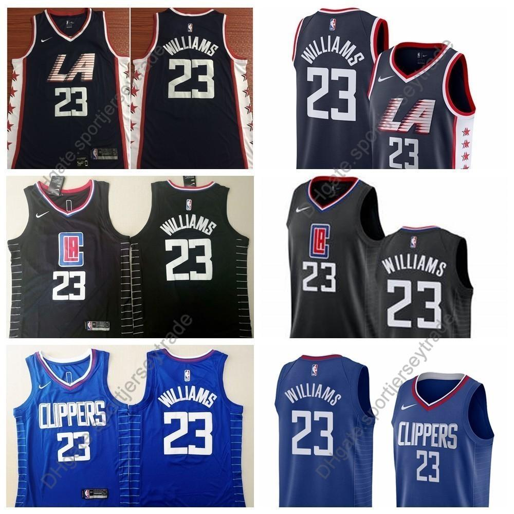 d2d23f21 2019 2019 Earned Mens #23 Los Angeles Lou Williams Clippers Edition  Basketball Jerseys City Lou Williams Edition Top Quality Stitched S XXXL  From ...