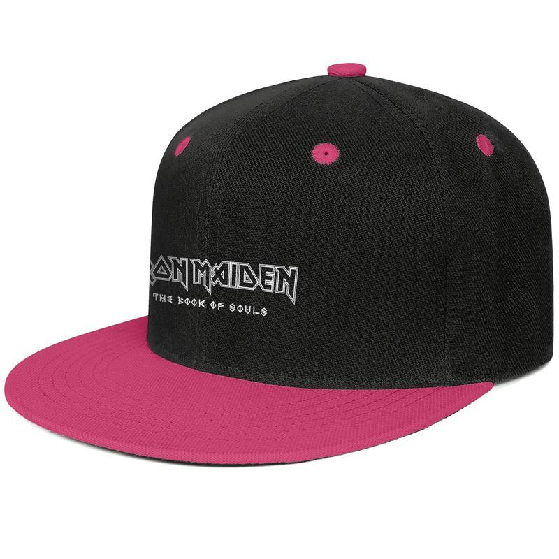 Iron Maiden killers Design Hip-Hop Cap Snapback Flatbrim Bonés Legal Ajustável