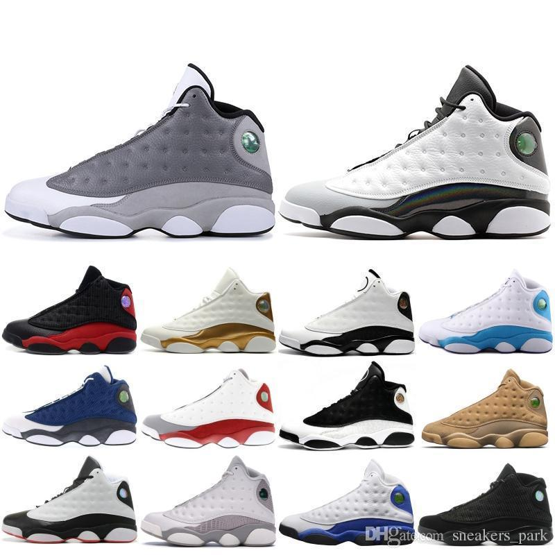 91f0f6194d0b86 2019 13 Og Men Basketball Shoes Trainers Atmosphere Grey Phantom Cp3 Pe  Home 13s He Got Game Sport Shoes Designer Sneakers 40 47 From Good smile
