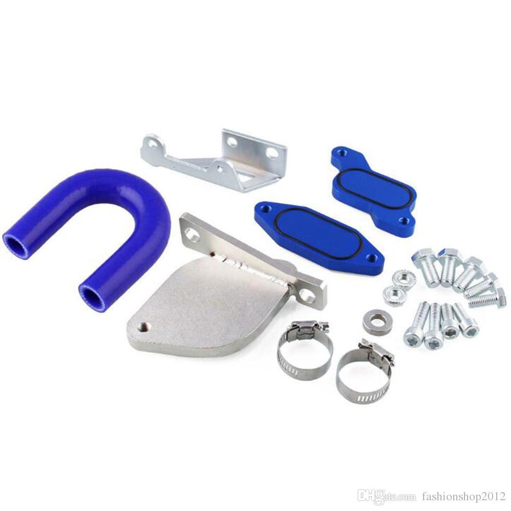 EGR Valve Cooler Delete Kit for 05 2007-2010 Chevy / GMC 6 6L LMM Duramax  Diesel