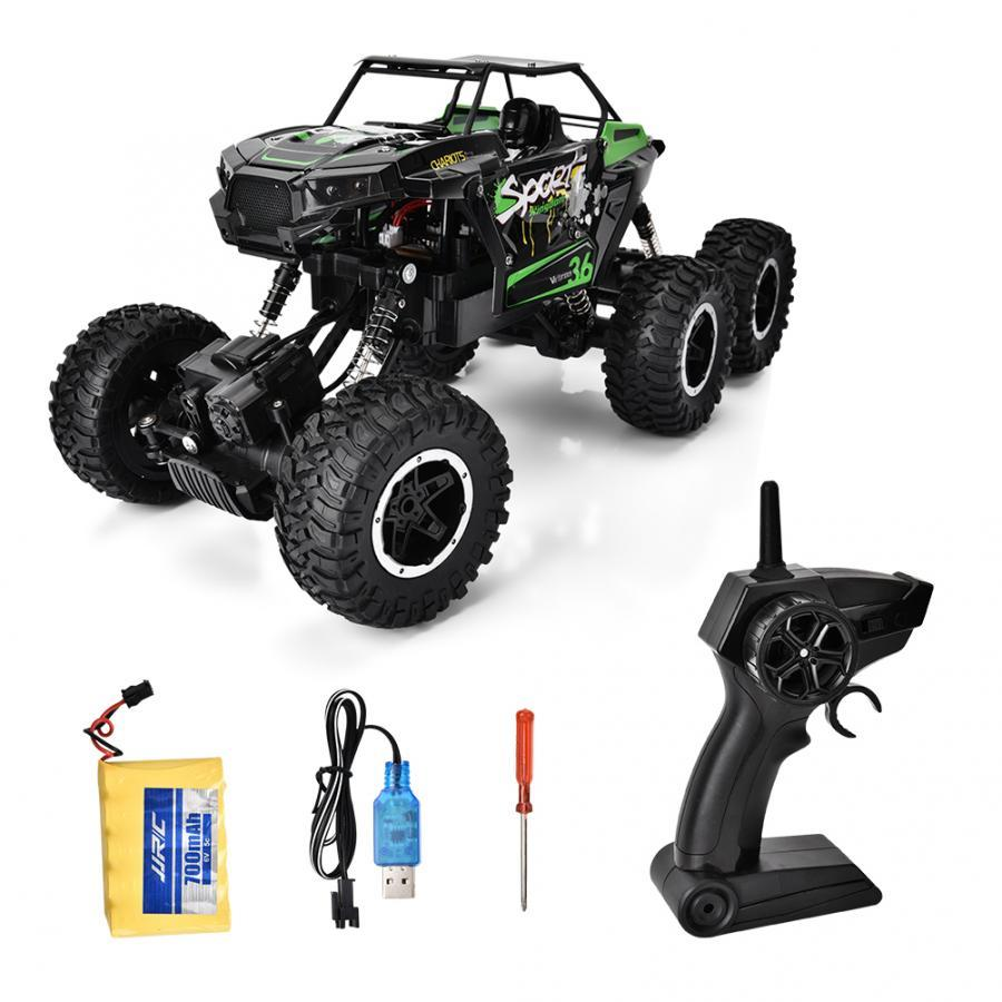 JJRC Q51D 6WD Off-road Model RC Car Electric Remote Control Toy RC Vehicle toy for kids