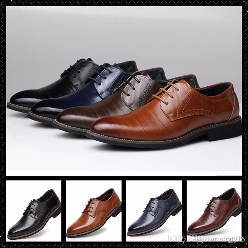 320d91ea5d Compre Sapatos De Festa Dos Homens Britânicos Glitter Imprimir Sapatos De  Couro Oxfords Vestido Sapatos De Casamento Sapato Social Masculino Tamanho  38 48 ...