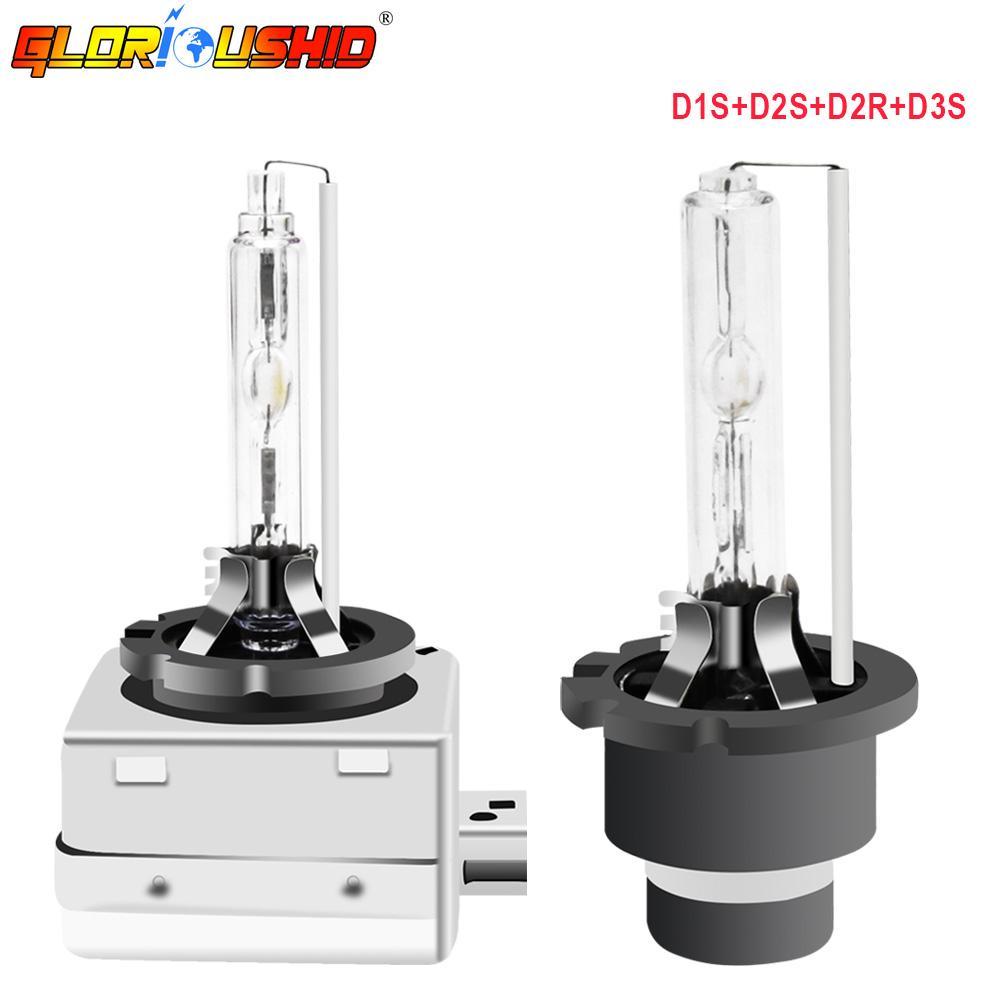 Pair  D2S D1S HID Xenon OEM Factory Replacement Headlight Light Bulbs Lamp 35W