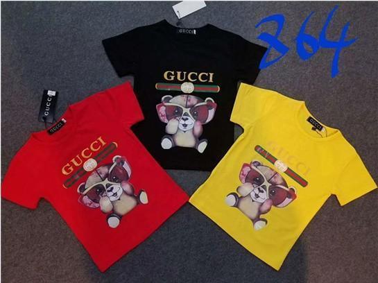 dbd0b3475ae28 Acheter Marque De Mode Vetements Pour Enfants Tee Shirt Enfant Nouveau  Coton Haut De Gamme Confort Modèles Rond Enfant De $17.97 Du Zhenpai7    DHgate.Com