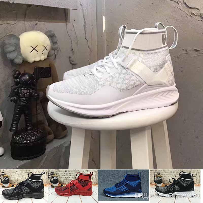 Europe Cheap 2019 Ignite Evoknit Primeknit Male Womens Free Run Shoe  Fashion Red Black Grey Lightweight Runner Shoe Shoes Size 36 45 Basketball  Shoes Mens ... 844d837802f6