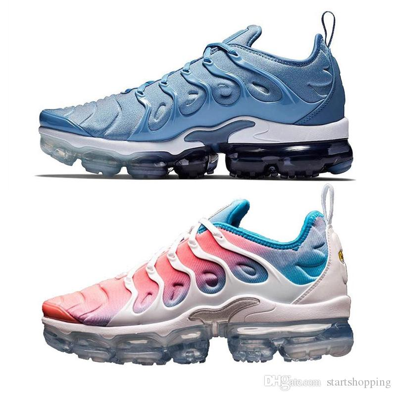 2019 2018 Mercurial Tn Ultra Trainers Fashion Runner Sneakers Designer Sports Shoes For Women Men WITH BOX