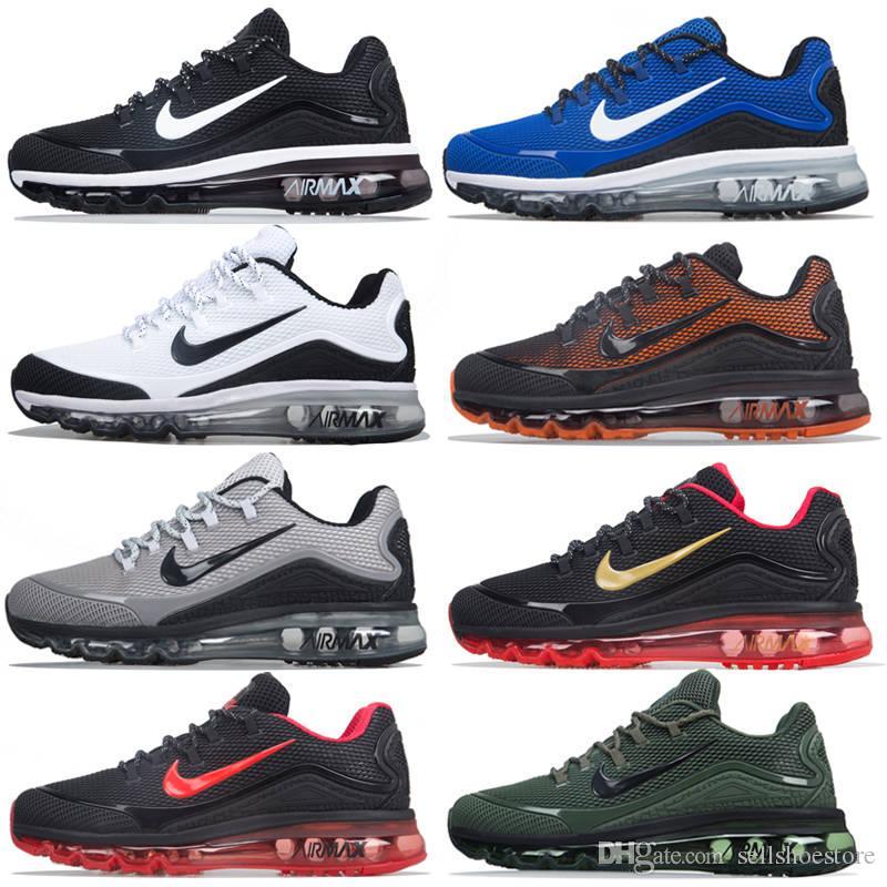 7d07982850e8 2019 New 270 KPU Men Running Shoes High Quality Plastic Training ...
