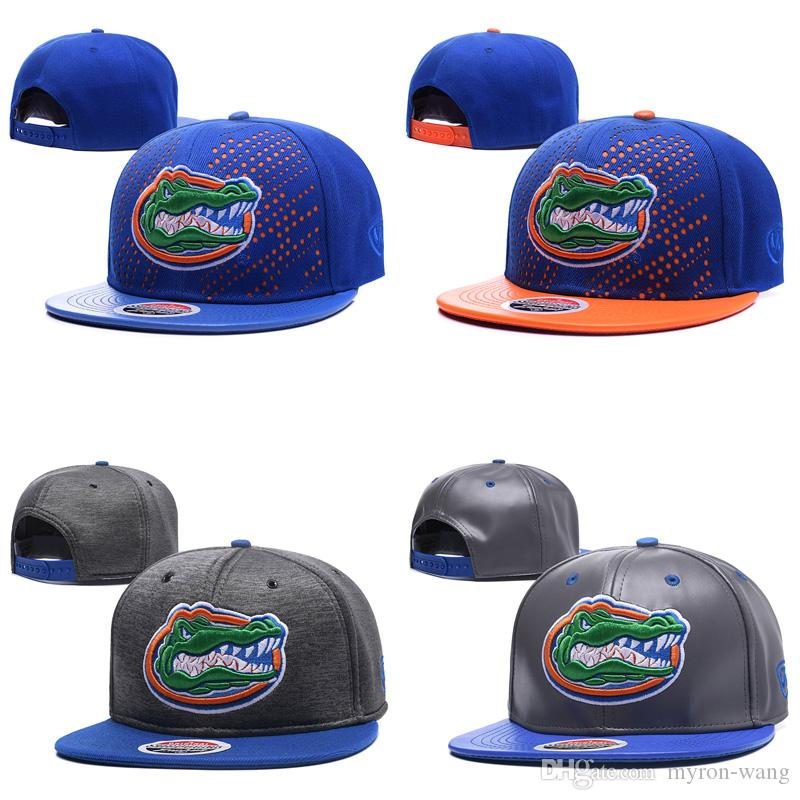 2019 Wholesale College Football Hats Florida Gators Caps Blue Gray  Snapbacks Hat Adult And Youth Cap From Myron Wang 7a441dc002b