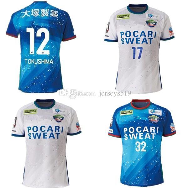 J League Football Shirts: 2020 2019 2020 J League Club Tokushima Vortis Soccer