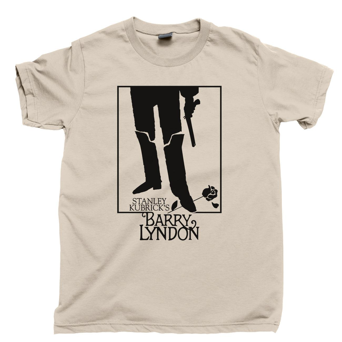 ed7de388e Compre STANLEY KUBRICK Camiseta Barry Lyndon Granadiers Marisa Berenson  Filme Tee Cartaz Engraçado Frete Grátis Unisex Casual Tshirt De  Funnybonetees