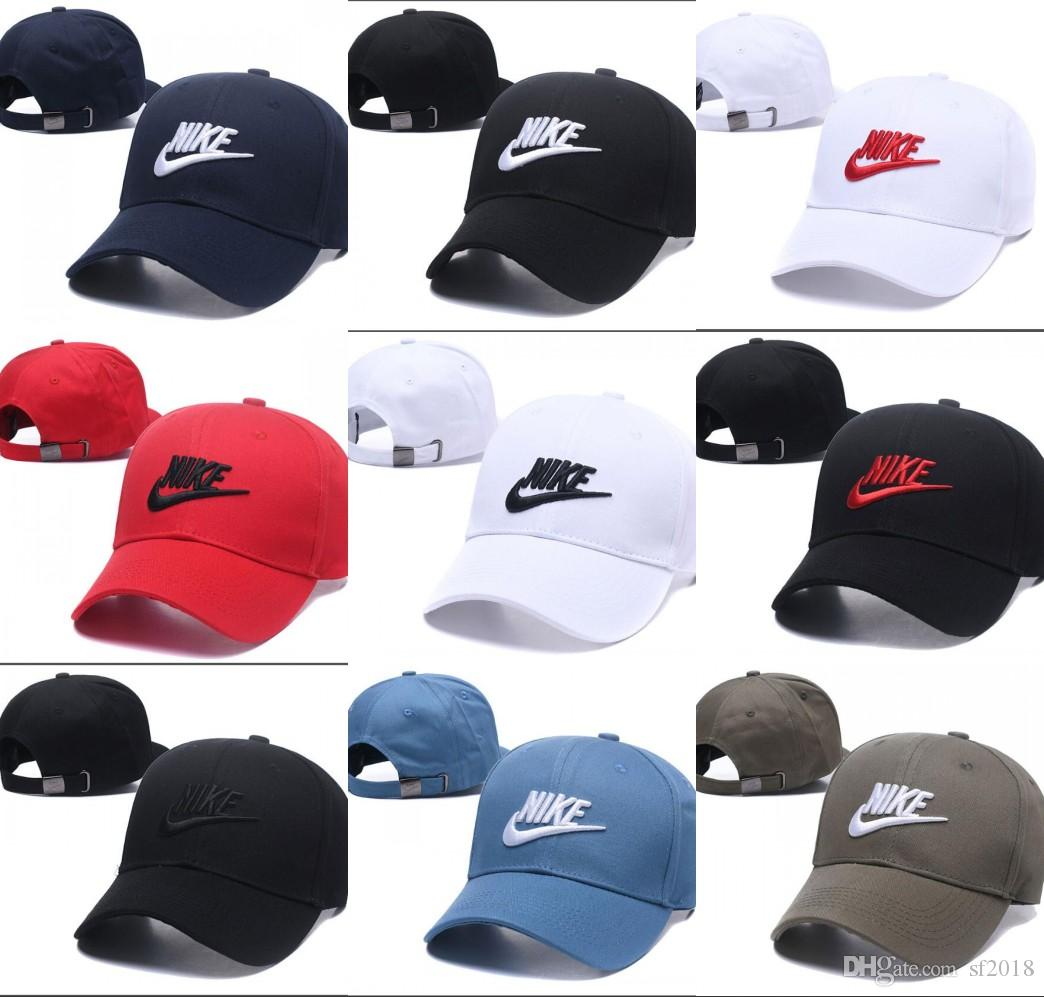 75be4d240b4 2019 New Style High Quality Brand Bone Curved Visor Casquette ...