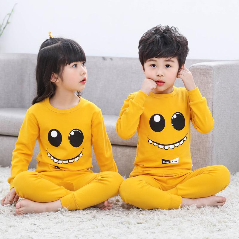 Kid Clothes Cartoon Pajamas For Girls Boys Children's Pajamas Suit Baby Girls Clothes Halloween Pyjamas Kids Pijamas