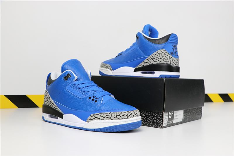 52853648f0e0 2019 We The Best 3s Father Of Asahd And Another One Royal Blue Black White  Men Outdoor Sports Shoes Fashion Designer Athletic Sneaker From  Nike jordan shoes ...