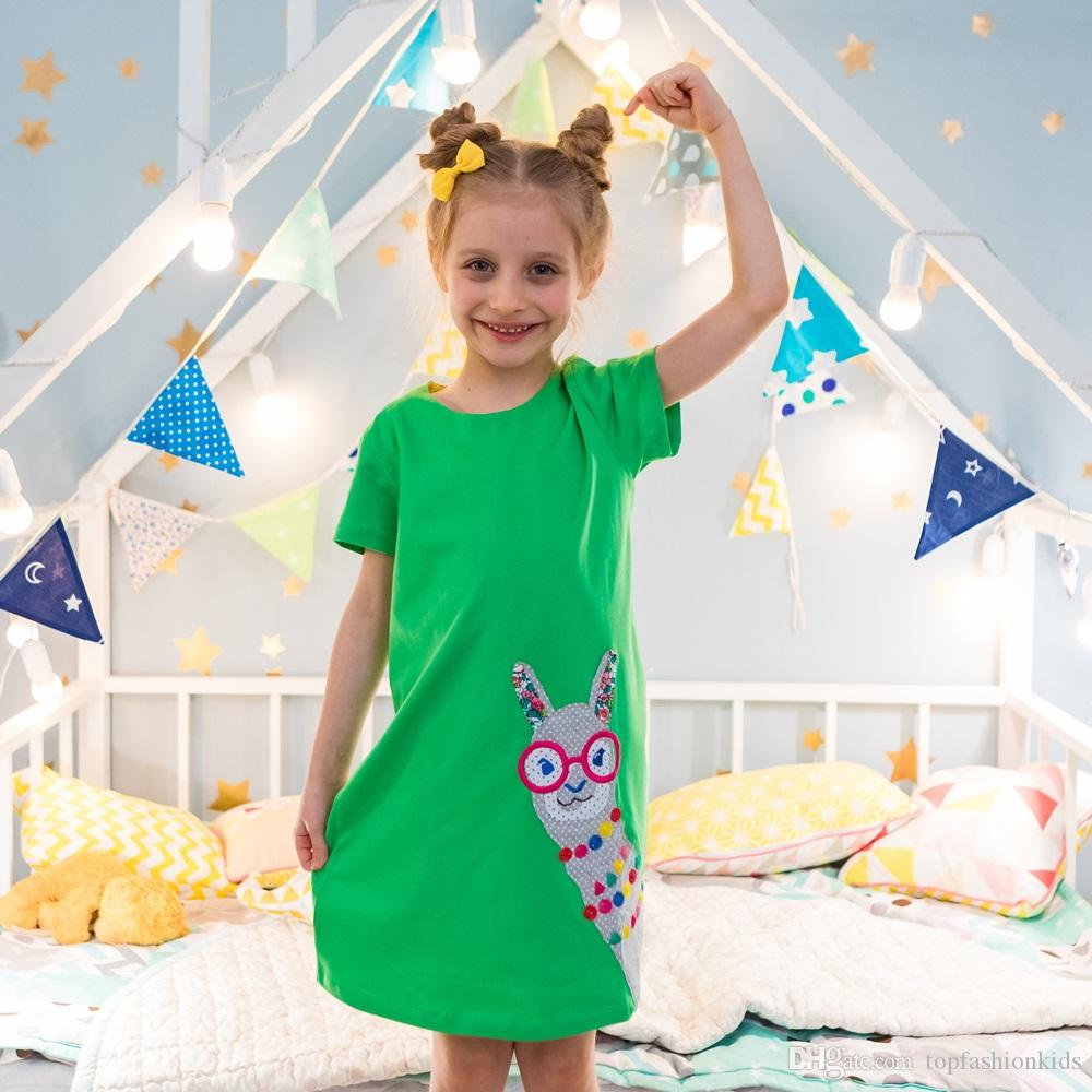 100a15da10ef1 Baby Girls Summer Dresses Kids Clothing 2019 Hot Selling Floral Dress with  Patterns Embroidery Top Quality Baby Girls Clothing