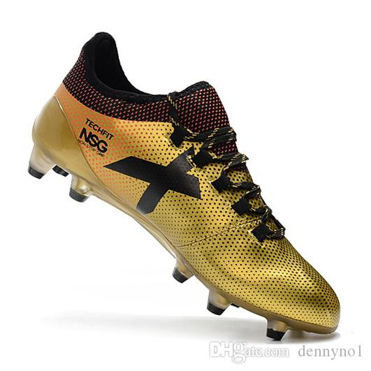 906c505b302d Band New X17+ Purechaos Messi FG football boots Soccer Shoes Mens Cleats  X17 Collection