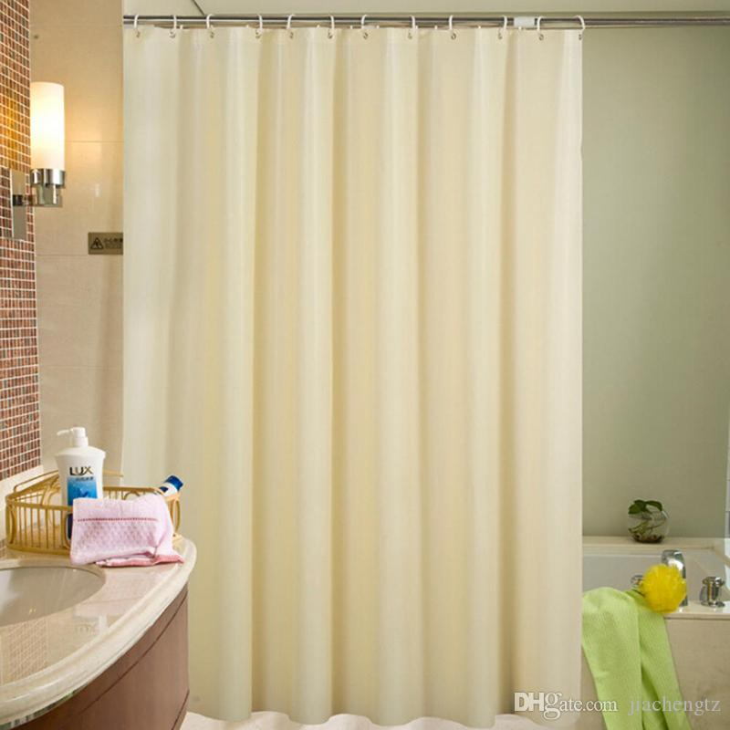 Cheap Printed Shower Curtains Best Fabric For