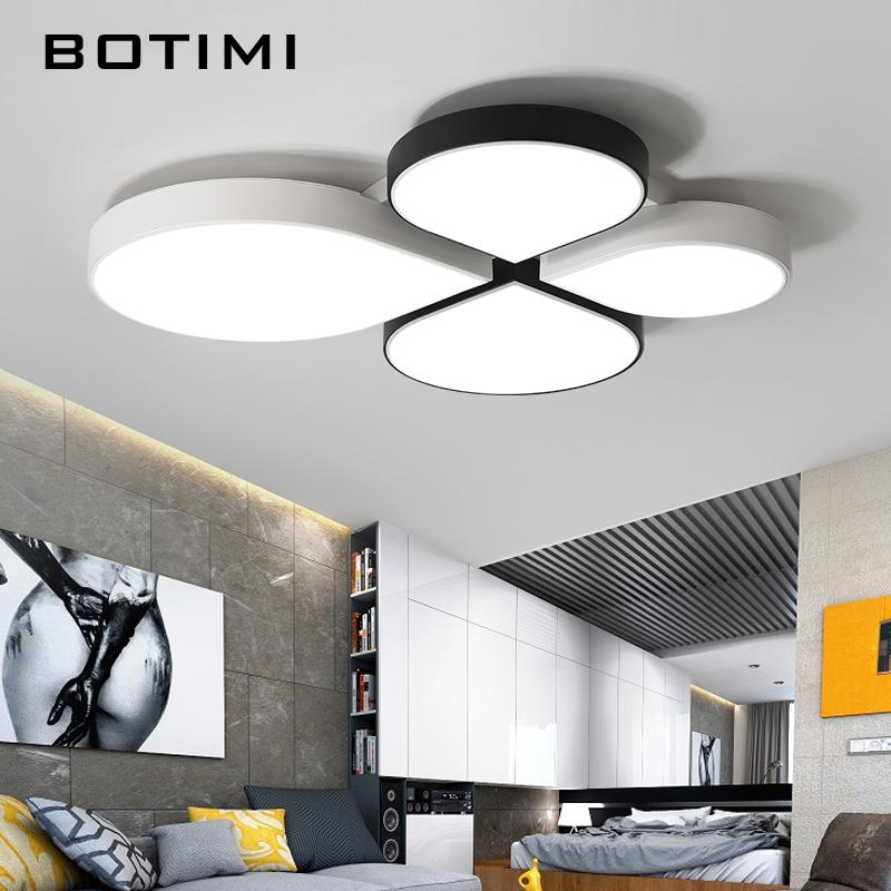 Grosshandel Botimi Moderne Led Deckenleuchten Fur Wohnzimmer Einfache