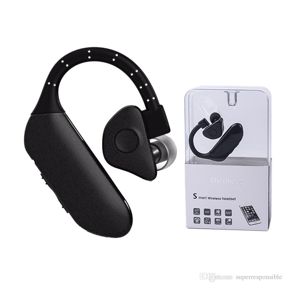 Microauricolare Cuffie Senza Fili Bluetooth Q8 Auricolari Auricolari HIFI  Auricolari Con Microfono IPhone Samsung Smartphone Xiaomi Cuffie Cellulare  Da ... 0e3427a1815b