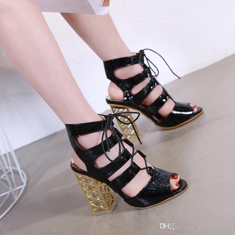 Белые сандалии ViVi lena обнажаются на толстых высоких каблуках женские дизайнерские сандалии женские горки модные роскошные дизайнерские женские туфли размером от 34 до 40