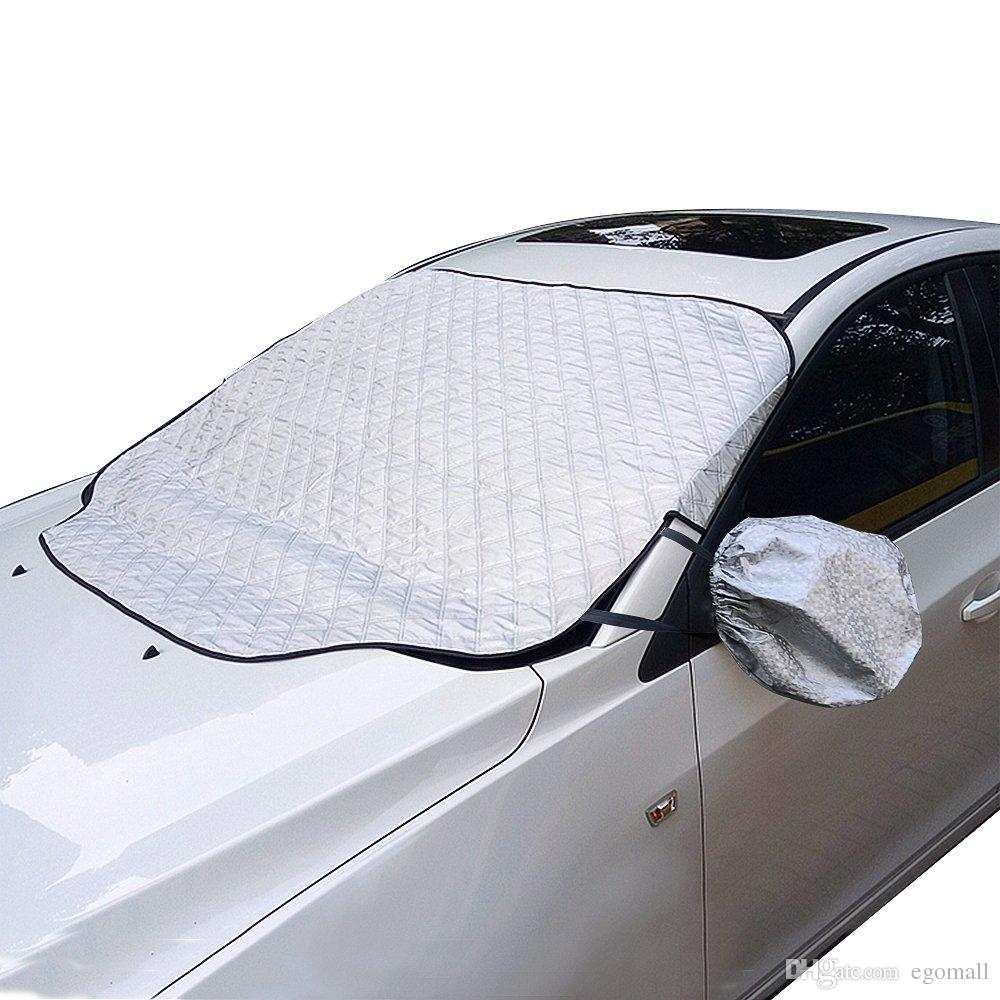 Winter Windshield Cover with Windshield and Wipers Cover for Ice Snow and Frost Protector - Durable Thicker Car Snow Cover