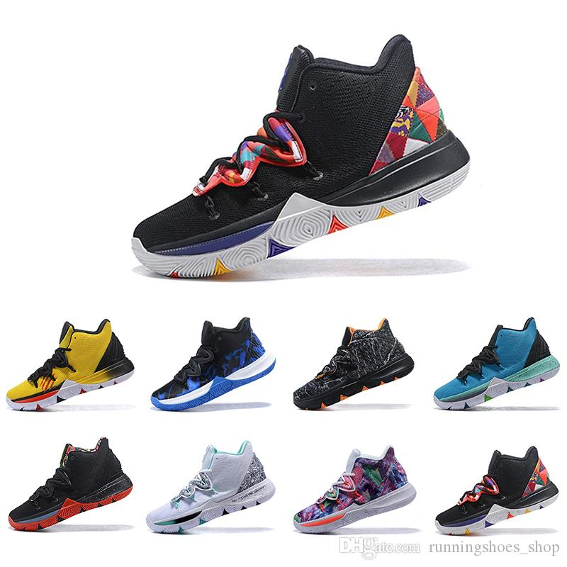 Sneaker Duke Basket Concepts Trainers Limited Designer Scarpe Per Top Irving Pe Men Fashion 5s 12 Da Black Chaussures 5 Magic Mens Kyrie 7 UpzqMSV