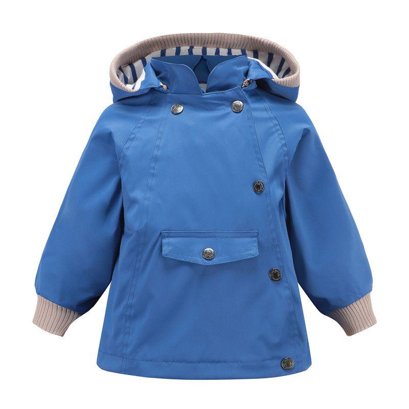 fa0debccc Kids Jacket Coat 2019 Spring Autumn Boys Jacket Windproof Waterproof ...