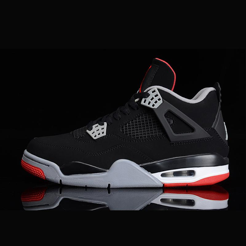 139f3c99445933 2019 Cheap Retro Mens Fashion Designer Outdoor Shoes Sneakers 4s 6s  Chaussures 4 6 White Black Red Basketball Hot On Sale From Kevinjersey
