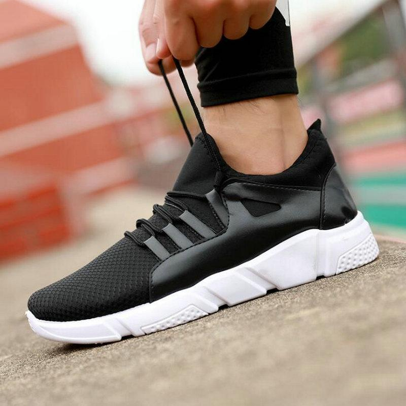12c19b12ca Hot SUMMER Fashion Brand Men Casual Shoes Male Sneakers Casual Flats ...