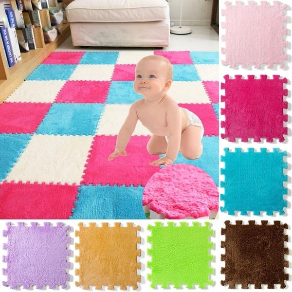 Großhandel Nähen Schaum Kinder Kinder Weiche Patchwork Carpet Magic ...