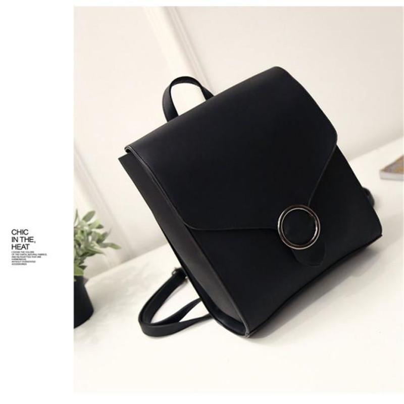 7af70f834fd Women Fashion Backpack Male Travel Backpack Mochilas School Mens Leather  Business Bag Large Laptop Shopping Travel Bag Justice Backpacks Camping  Backpack ...