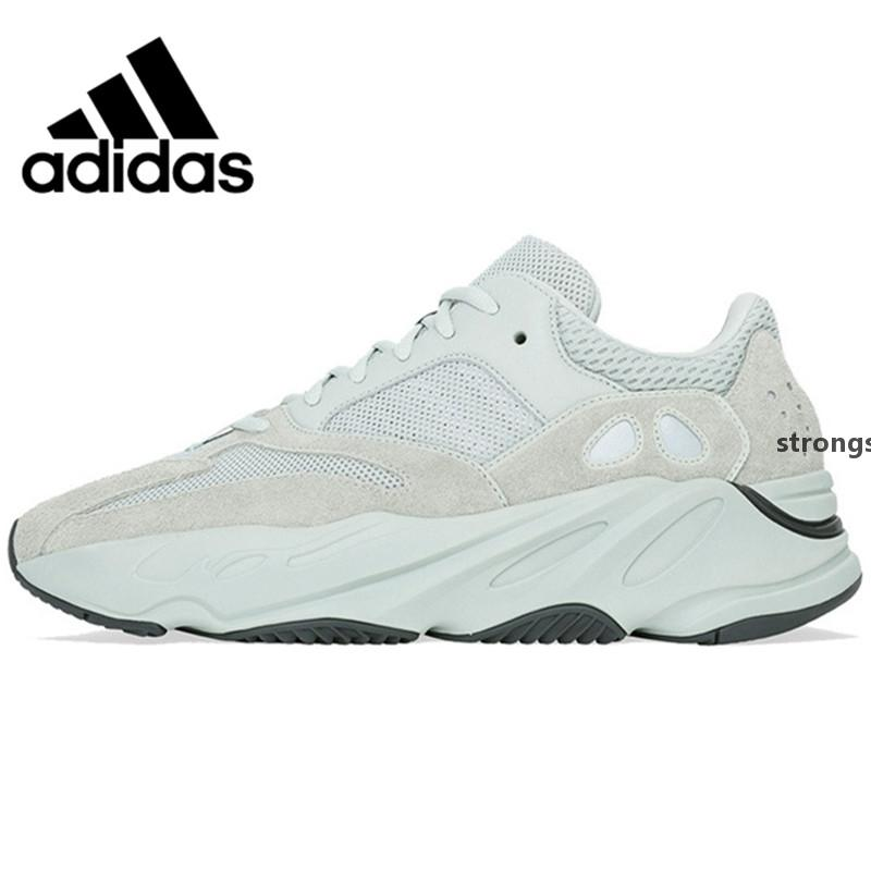 low priced fa059 1fa0c 2019 Original Kanye West Air Yeezy Wave Runner 700 Mauve Yung 1 Sneaker  EE9614 Tan Inertia 700s Geode Static Runing Shoes Yezzy yeezys yezzys OG  Multi ...
