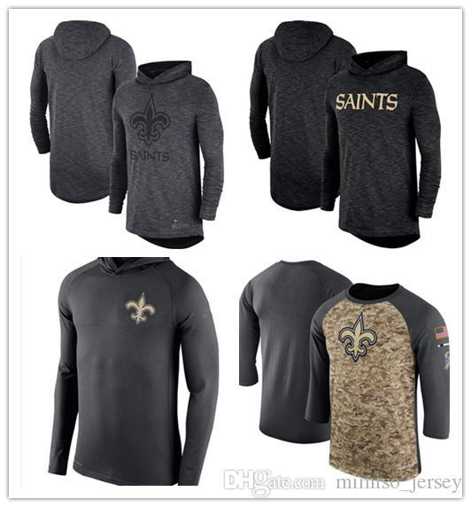 c9ac97047 2019 Men S Sportswear New Orleans Saints Heathered Charcoal Fan Gear ...