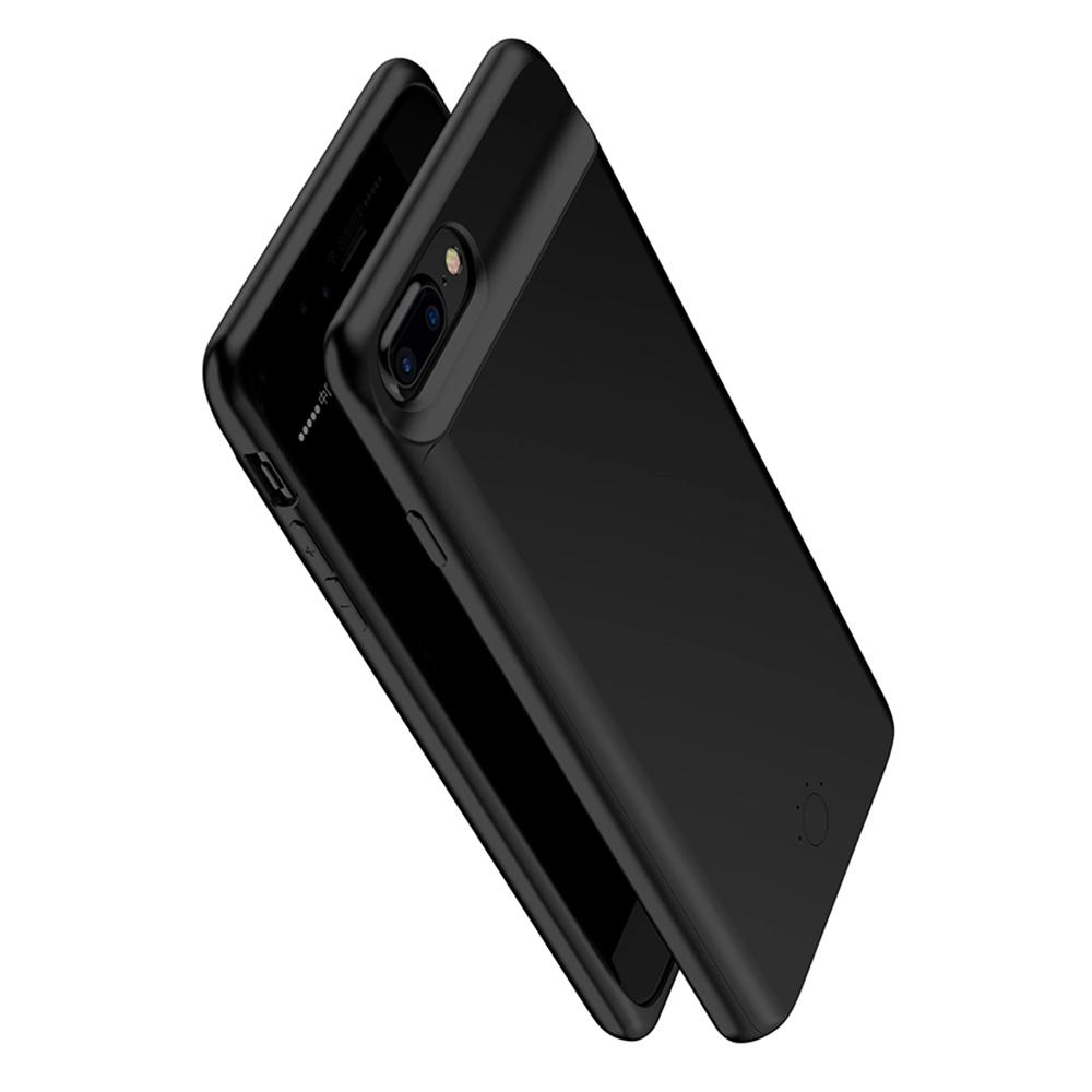 size 40 3fbaf fa840 Battery Charger Case For iPhone 6S 7 8 6 Plus Battery Case Power Bank  Charging Cases Charger Ultra Slim External Back Pack
