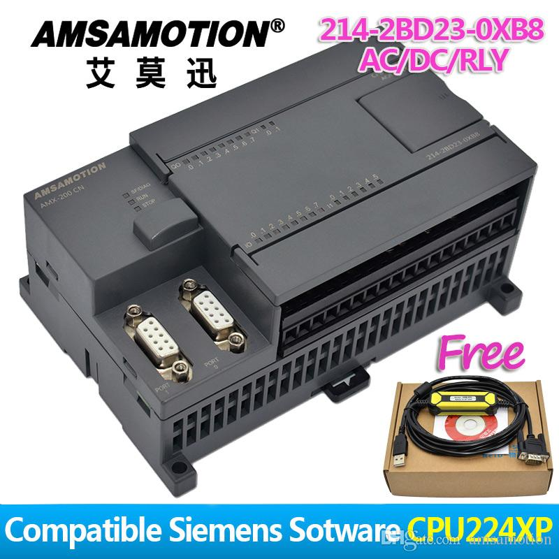 Pleasing 2019 Amsamotion Cpu224Xp 214 2Ad23 0Xb8214 2Bd23 0Xb8 200Plc S7 Wiring Cloud Oideiuggs Outletorg