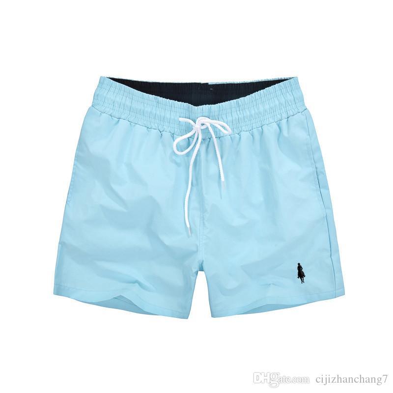 daf5336efc 2018 New Brand Arrival Summer Men's Shorts Sport Swimwear Shorts ...