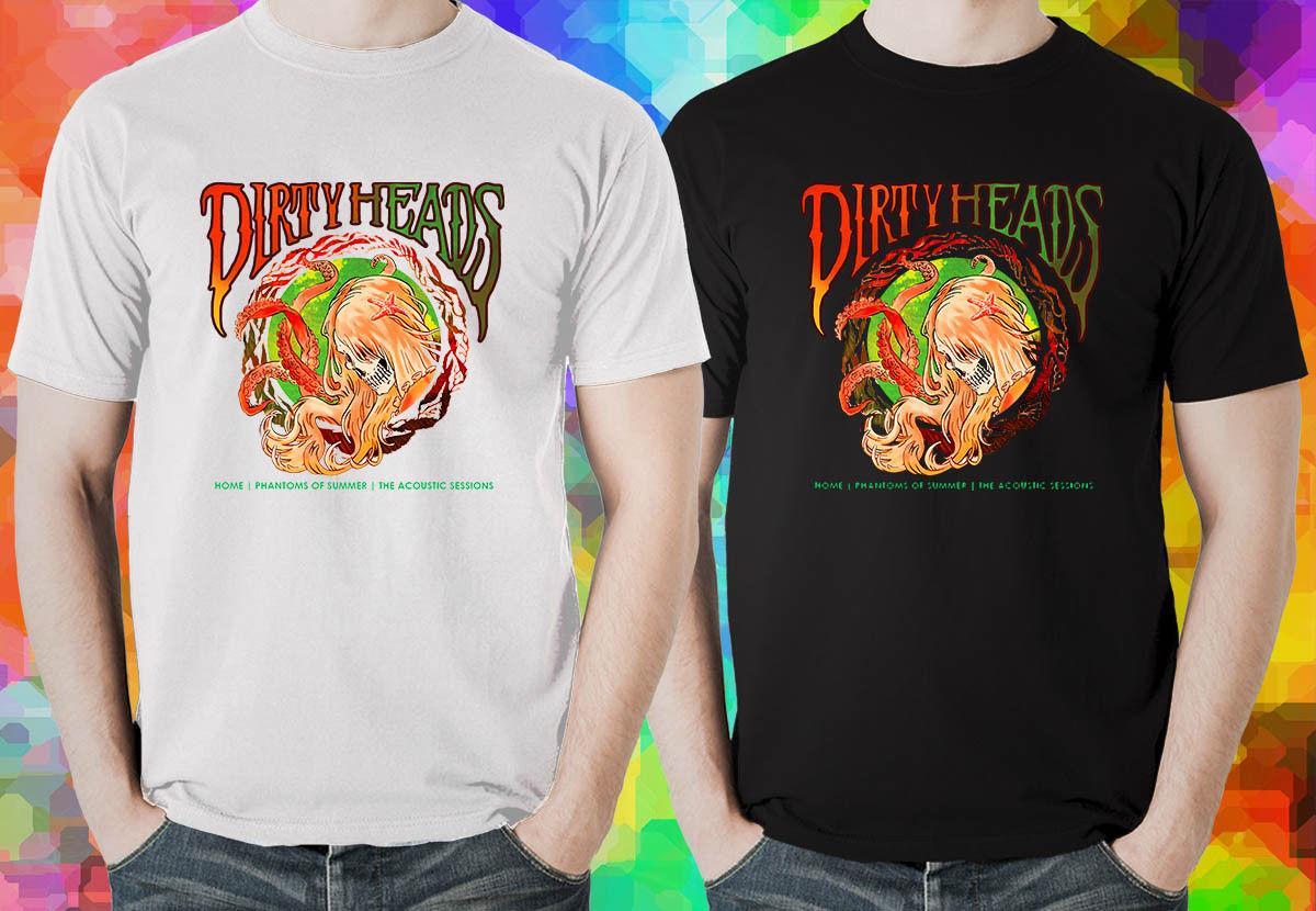 247cc09bda46 Dirty Heads Hip Hop Ska Punk Rock Band Men'S Black And White T Shirt XS 3XL  Funny Unisex Casual Novelty T Shirts Fun T Shirts From Themusicstore, ...