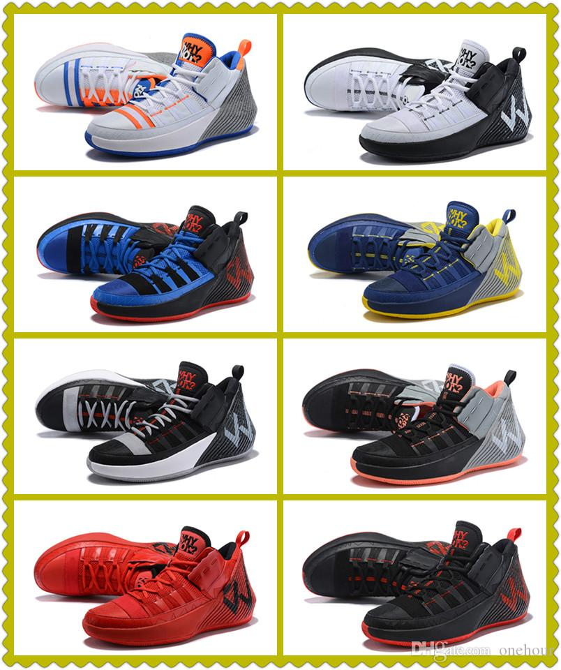 New Jumpman Why Not Zer0.1 Chaos Russell Westbrook 2 What ...