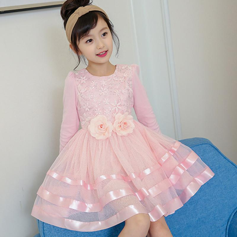 41e414e336c6 2019 Baby Girl Summer Clothes Cute Girls Dress New Kids Dresses For Girls  Vestido De Festa Princess Dress With Bow Girls Dresses 2019 From  Victorys03