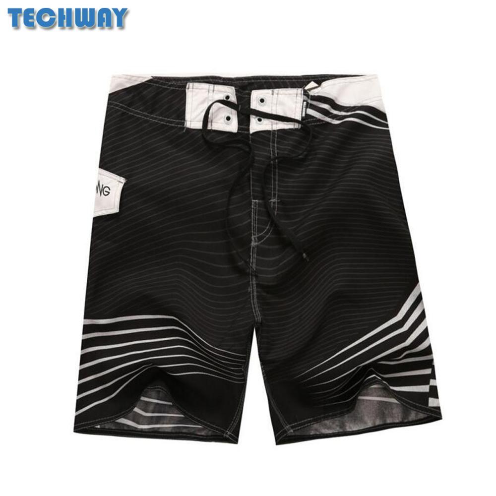 Board Shorts 2019 Men Swimming Shorts Plus Size Swimwear Swim Shorts Surf Board Shorts Summer Quick Dry Sport Beach Homme Bermuda Run Short