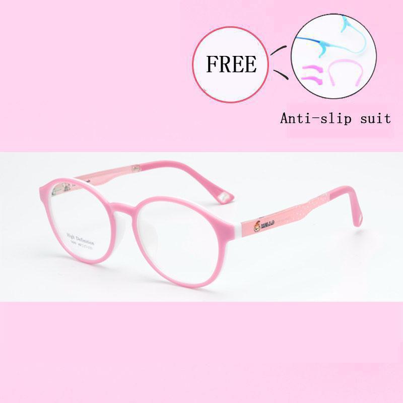 2a9292061fe3 2019 Baby Kids Eyeglass Frames Children Decoration Glasses Frames Fashion  TR90 Oculos Boys Girls Myopia Optical Frame Y5689 25 From Marquesechriss,  ...