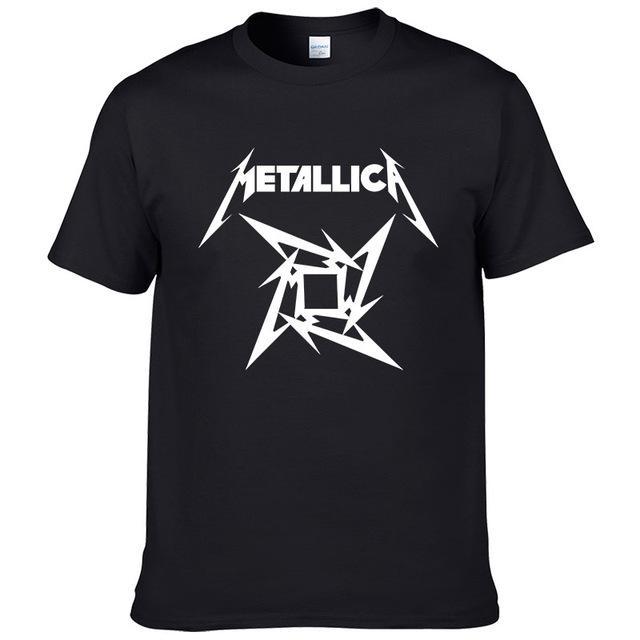 613760906 2019 Womens Luxury Designer T Shirts Summer Fashion Heavy Metal Rock ...